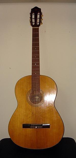 rare yamaha nippon gakki s 50a classical guitar 19
