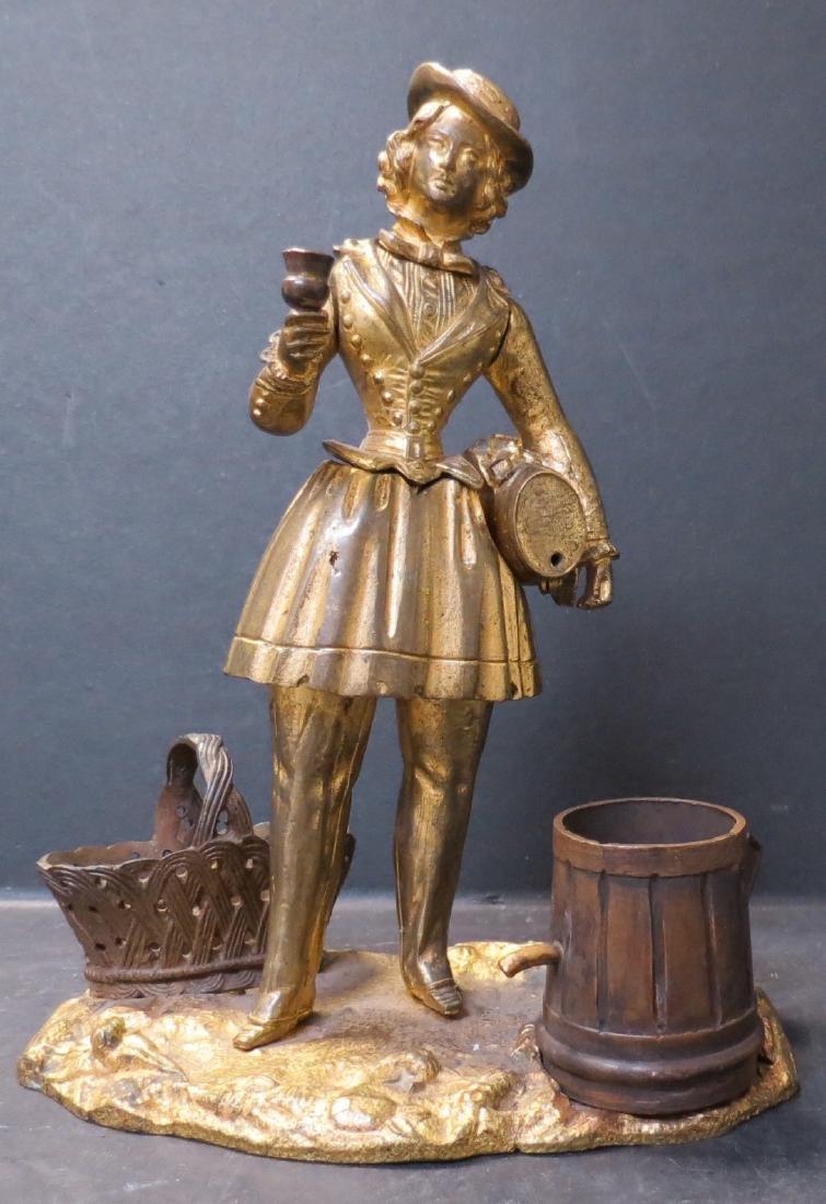 Bronze seal set - France 1900 Very rare - Excellent