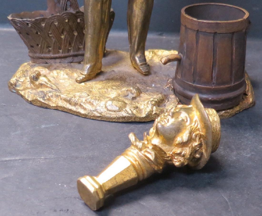 Bronze seal set - France 1900 Very rare - Excellent - 2