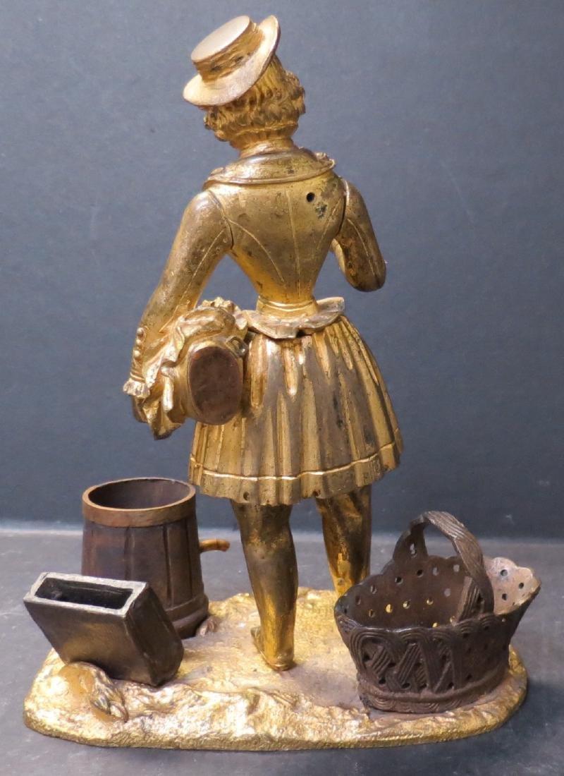 Bronze seal set - France 1900 Very rare - Excellent - 3