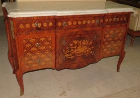Commode Louis XVI Style Marble top France