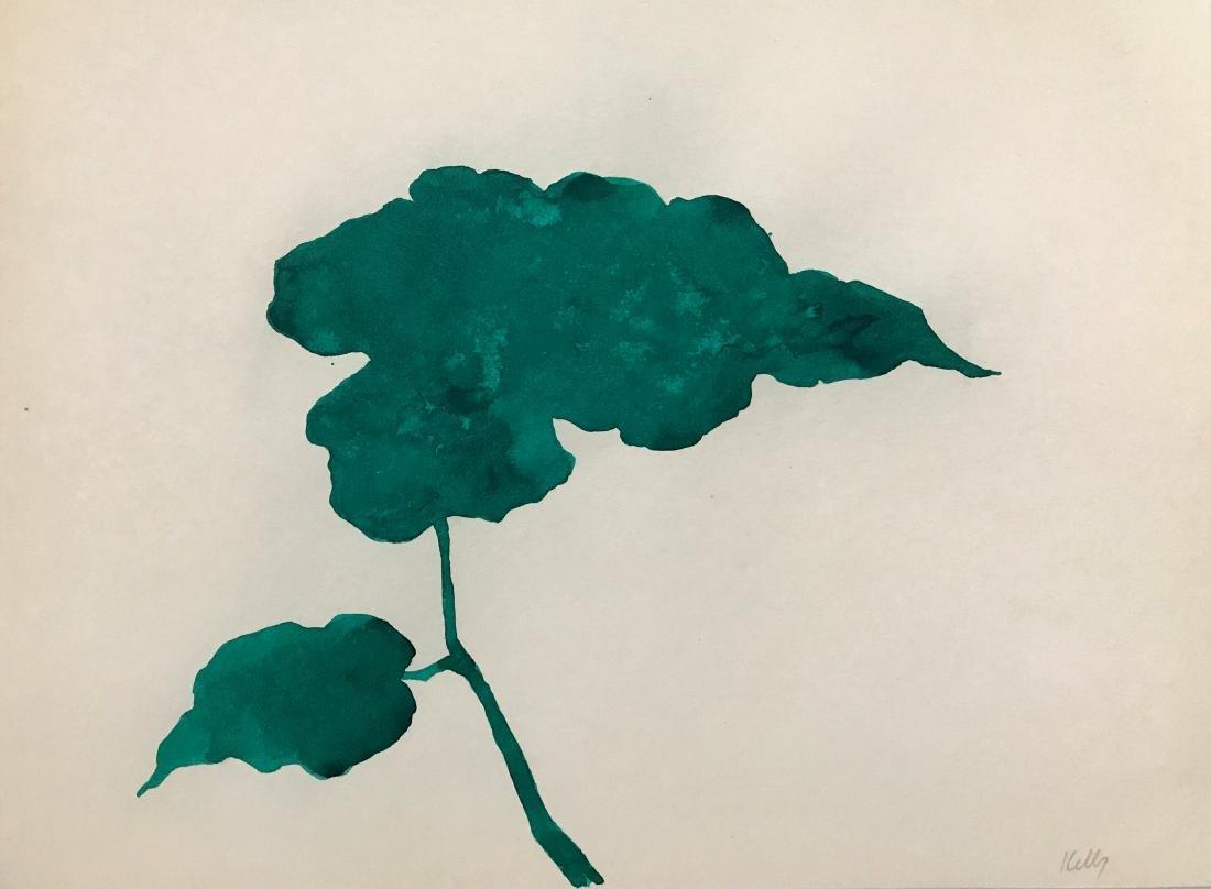 "Ellsworth Kelly - Ink on paper -  12"" x 16"" - 2"