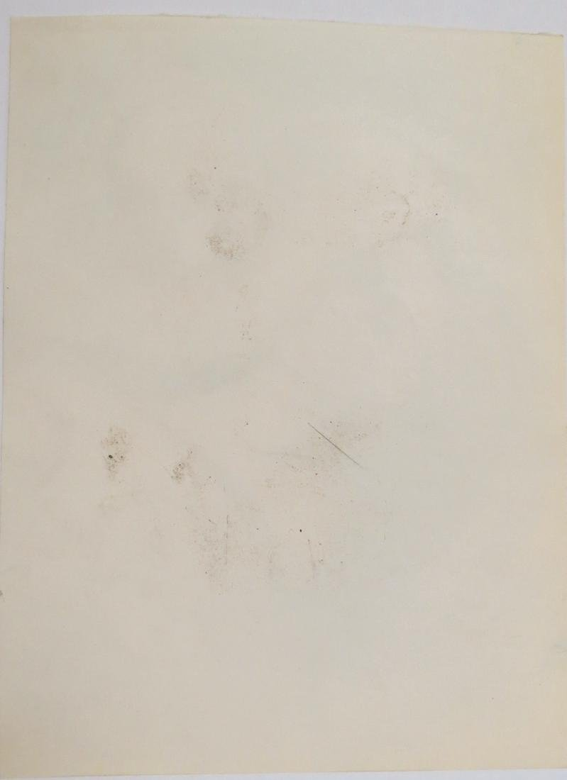 "Frida Kahlo - Color pencil on paper - 8.3"" x 6.3"" Draft - 3"