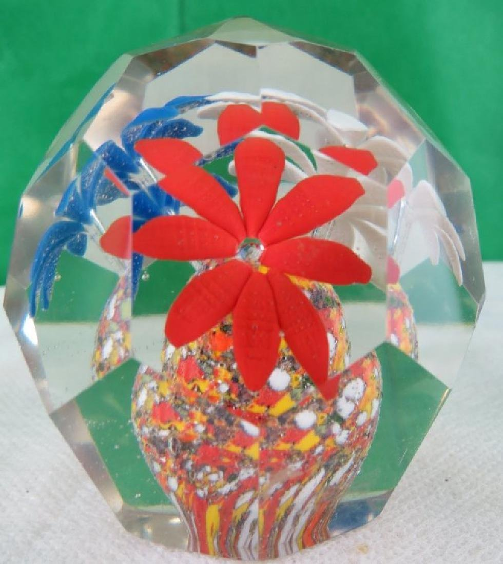 """Paper Weight France 1940  3"""" x 2.5"""""""