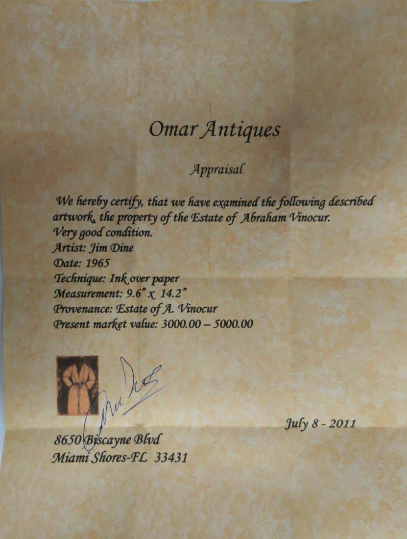 "Fernando Botero Bronze ""El Policia"" 1/6 COA Stamped - 5"