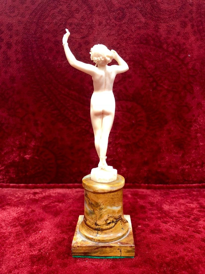 "Ferdinand Preiss (1882-1943)  Sculpture H: 7"" - 4"