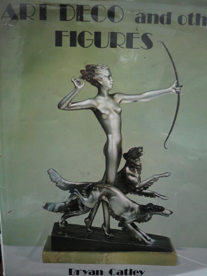 """Ferdinand Preiss - Sculpture """"Girl Tennis Player"""" 11"""" - 6"""