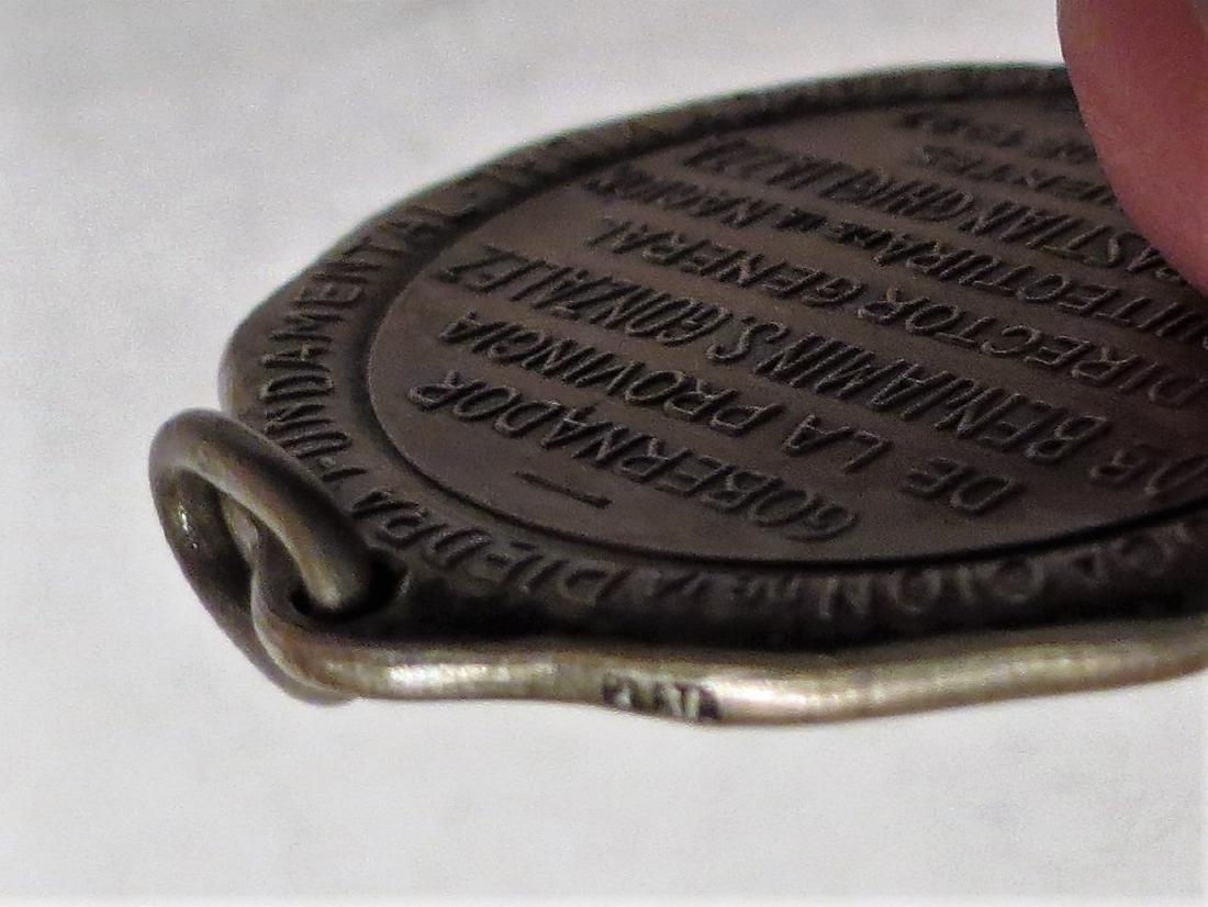 "Silver Medal Medicine - Hospital 1927 1.2"" 18 Grms - 3"