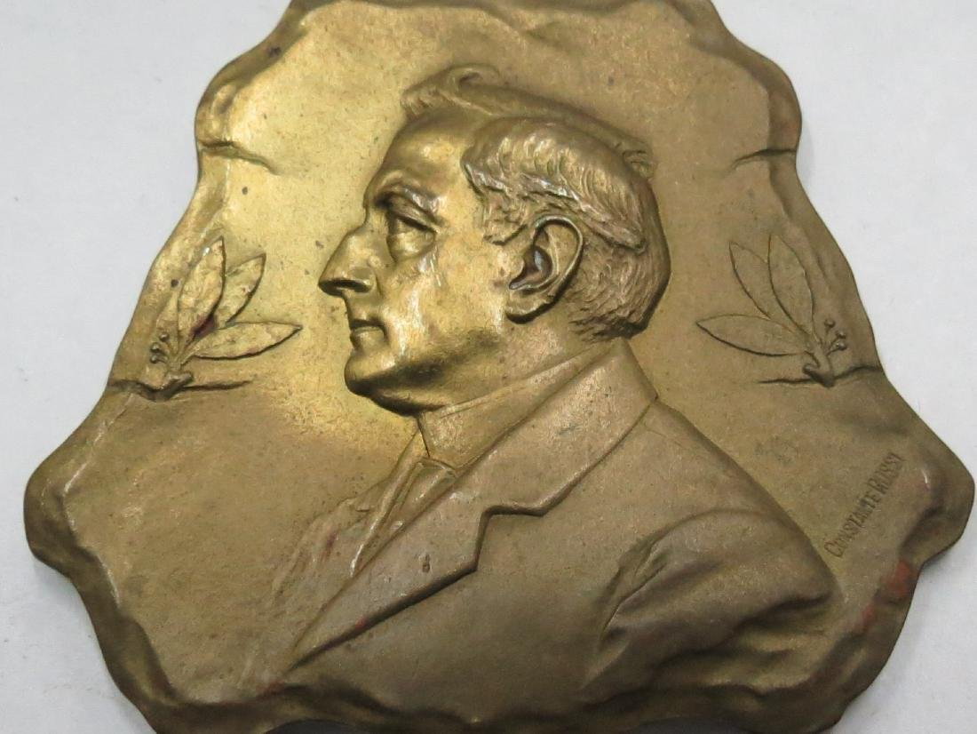 "Bronze Medal 1915 Museo Historico Nacional2""x2"""