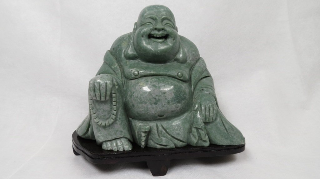 001: Jade Buddha