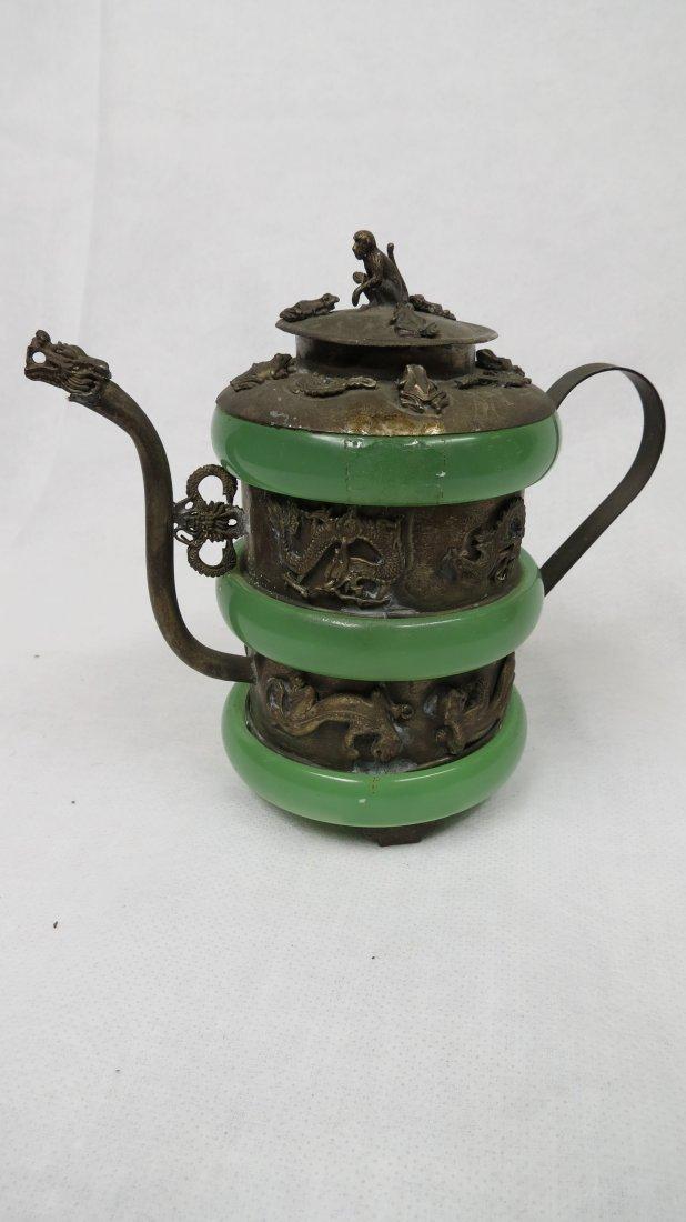 003: Oriental Teapot