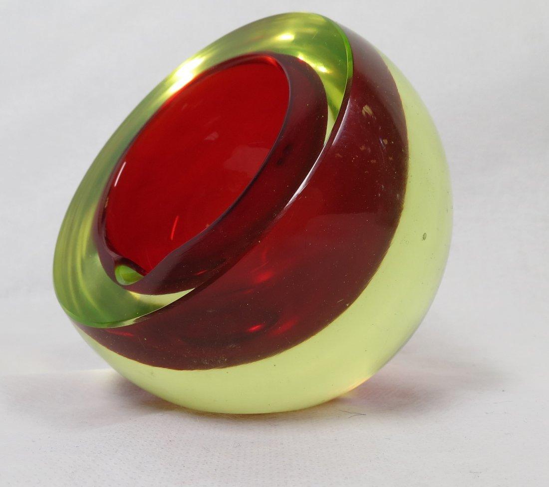 020: Murano Glass Ashtray