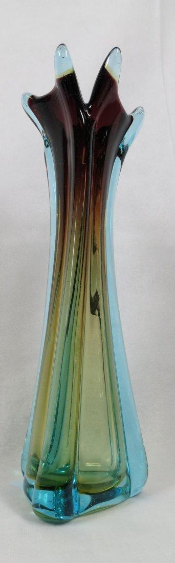 021: Murano Glass Vase