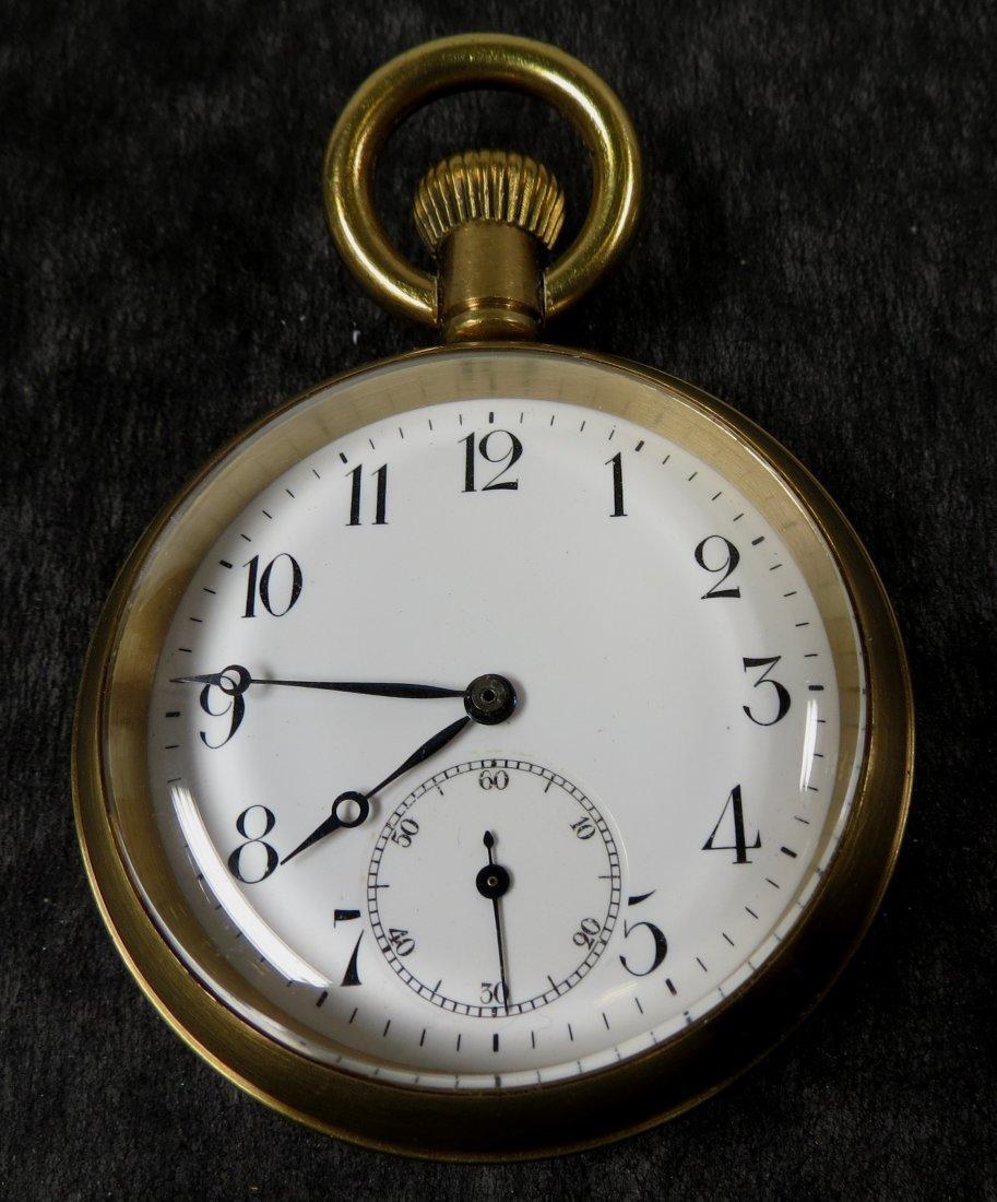 402: Pocket Watch Mondiale