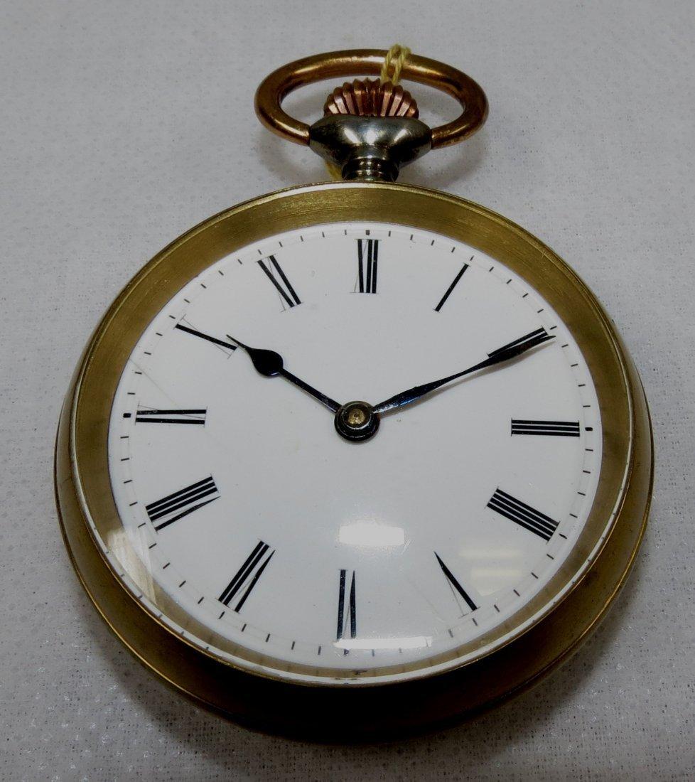 404: Pocket Watch, Bronze - Swiss