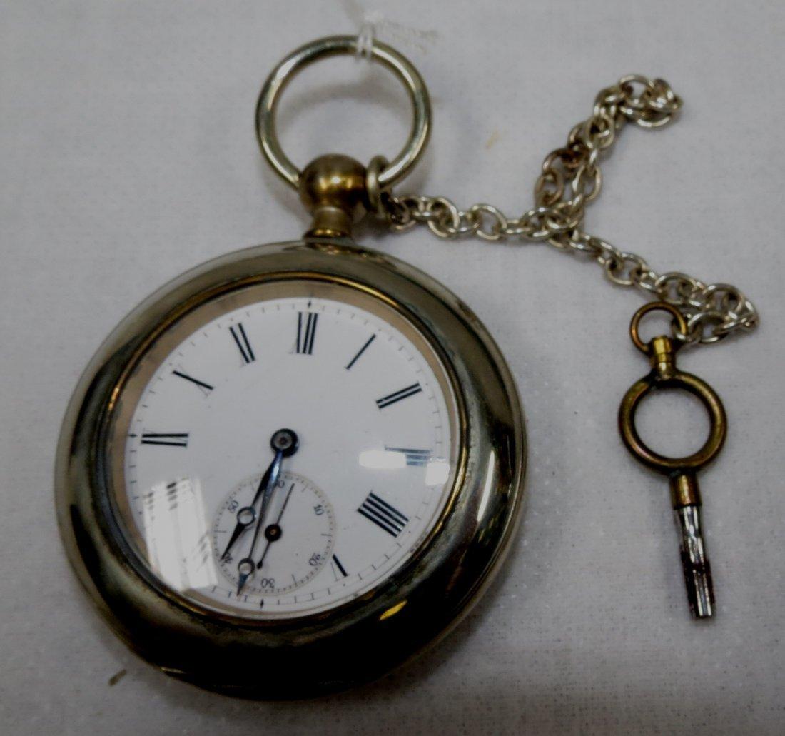 406: Pocket Watch Courvoisier Freres