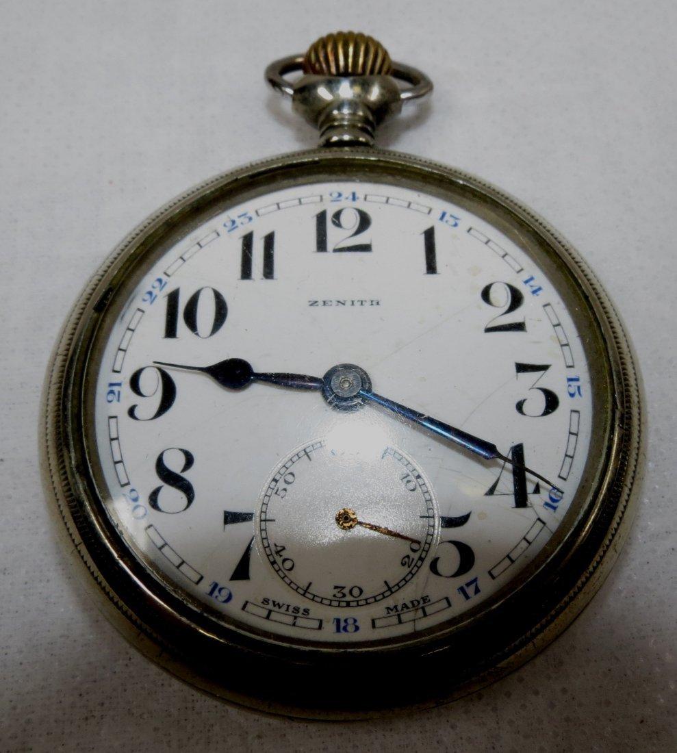 409: Pocket Watch Zenith