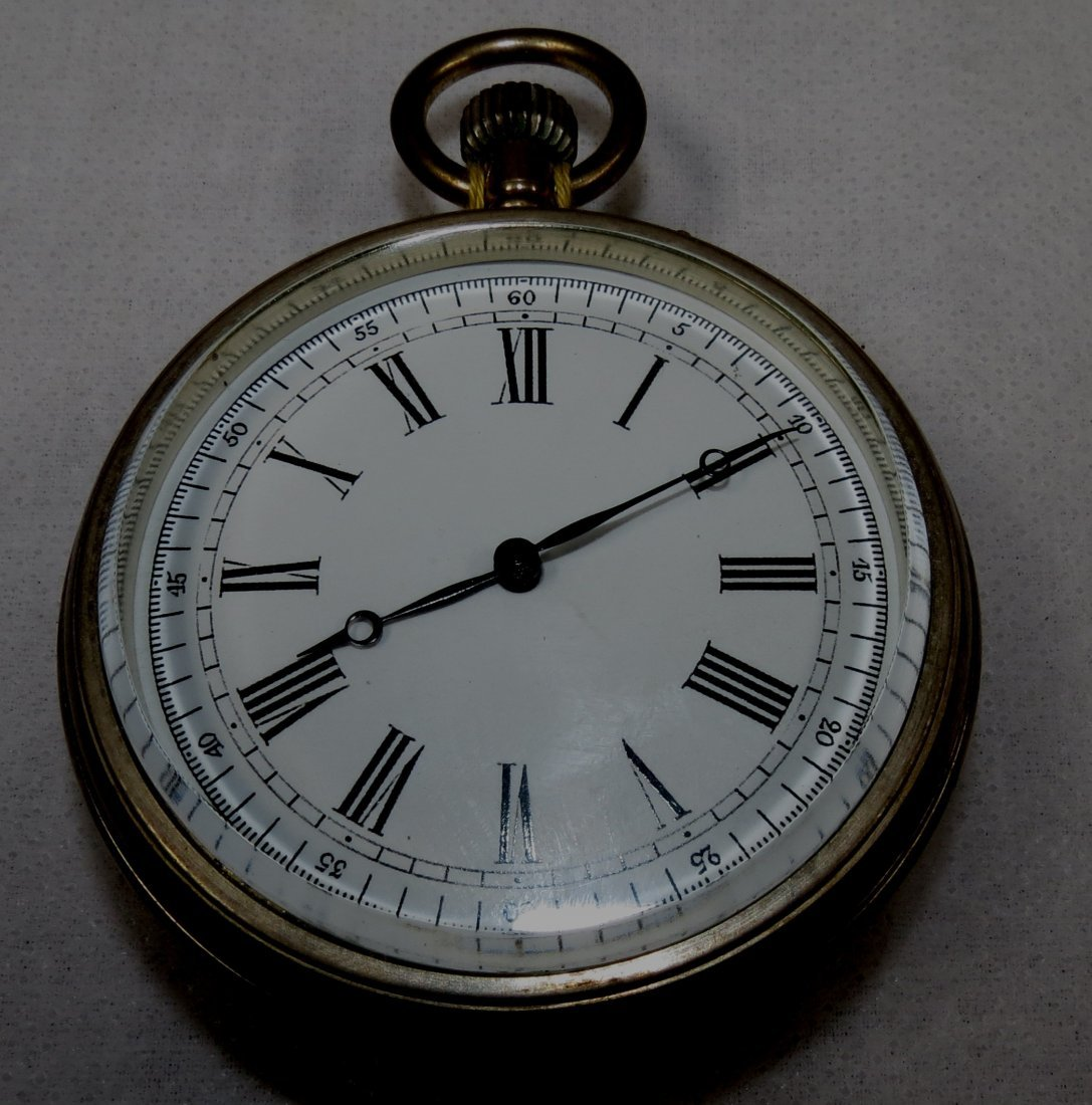 410: Pocket Watch, Swiss