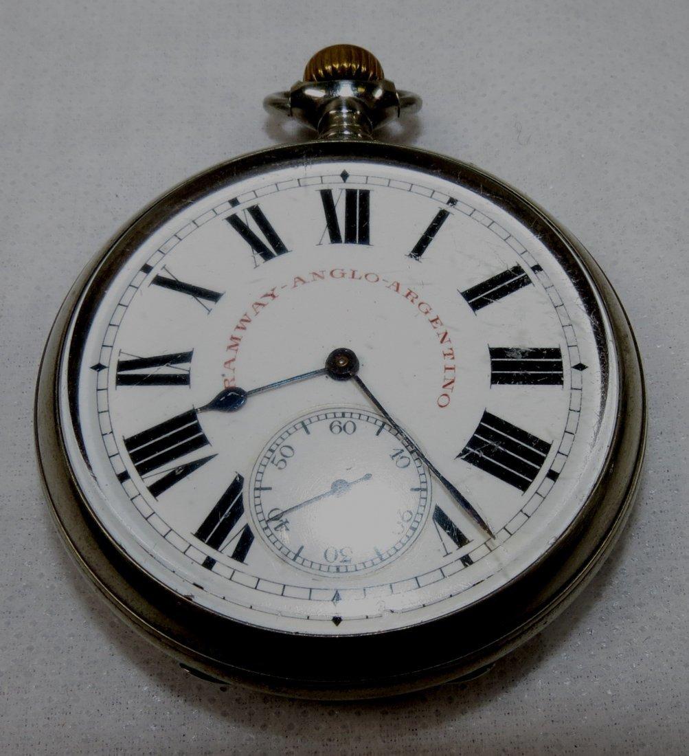 417: Pocket Watch, Ramway, Angelo Argentino