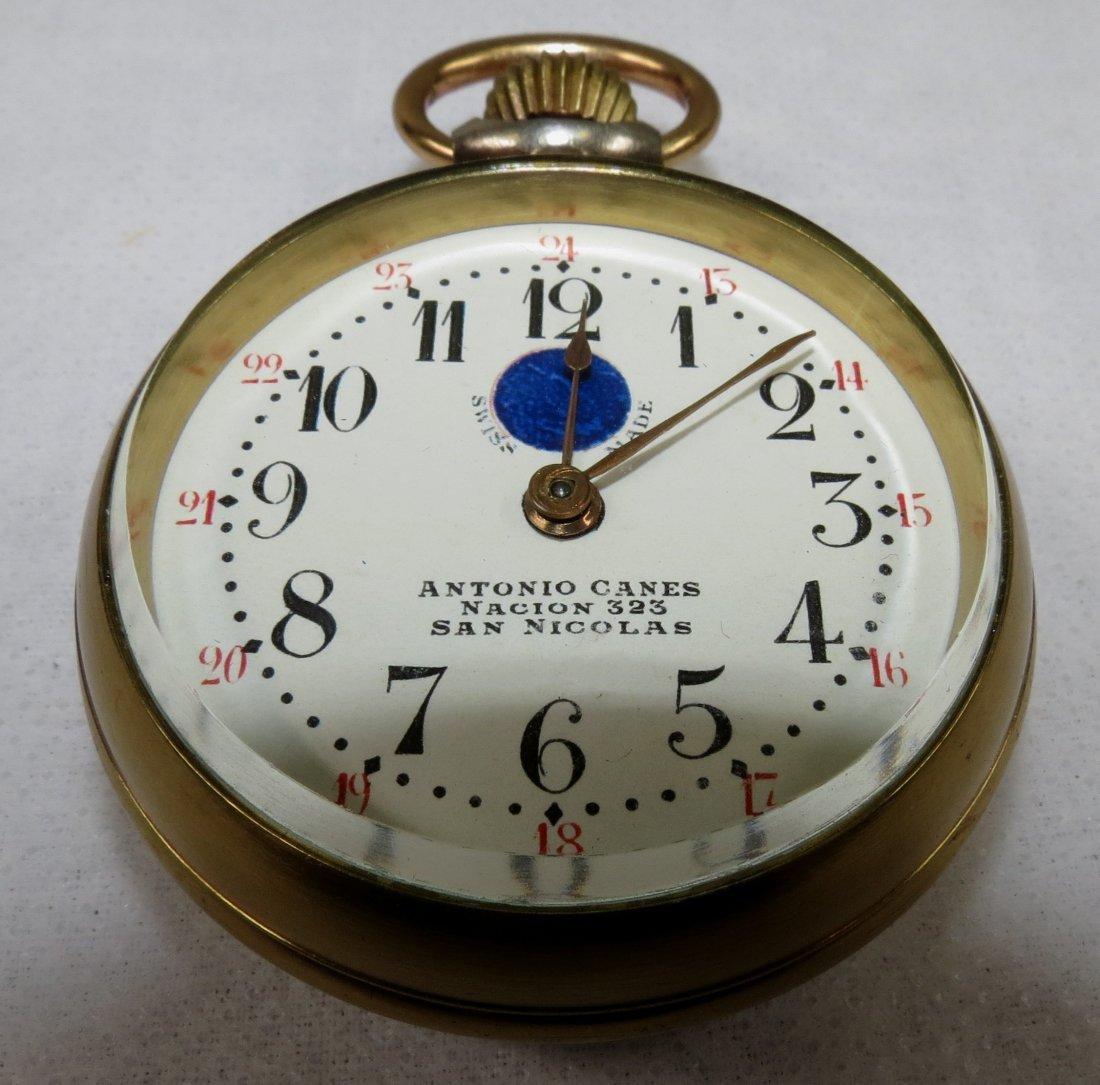 424: Pocket Watch, Antonio Canes
