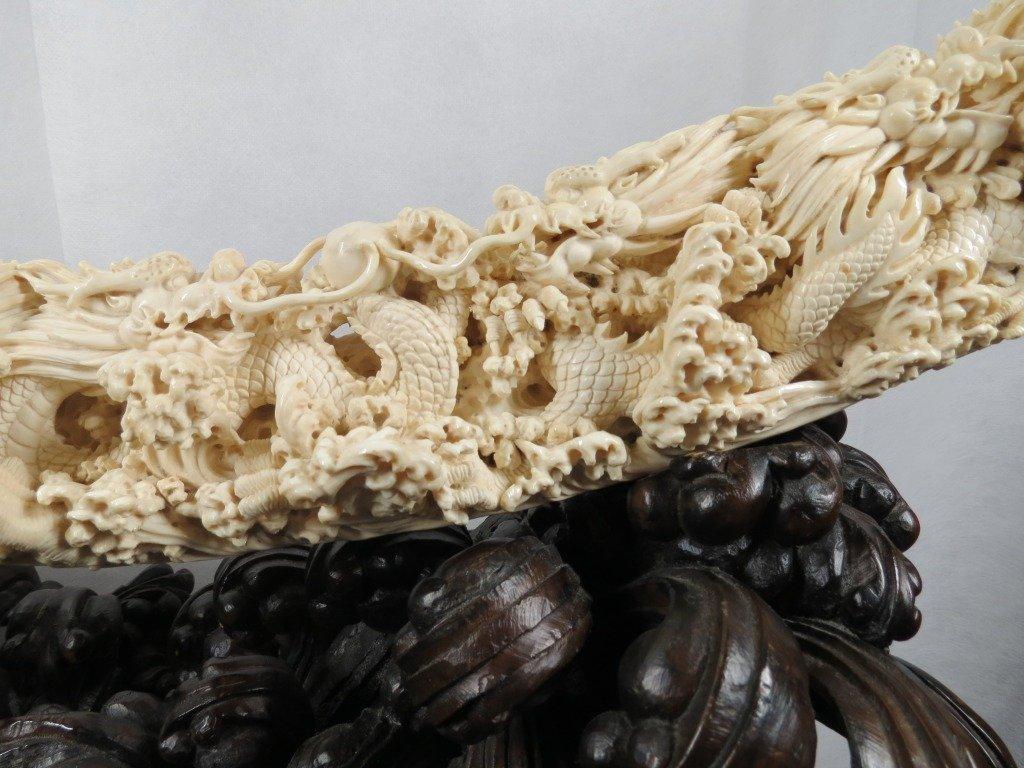 1166: Mammoth Ivory Tusk - 2