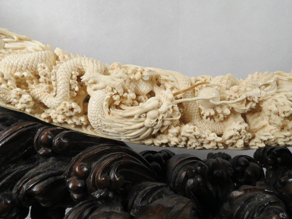 1166: Mammoth Ivory Tusk - 3