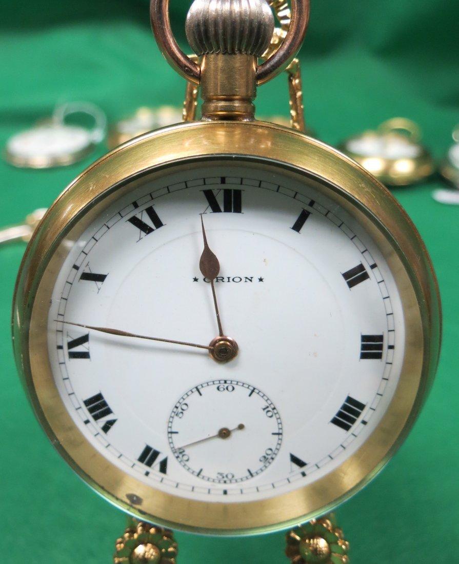 1007: Pocket Watch , Orion, Roman Numerals