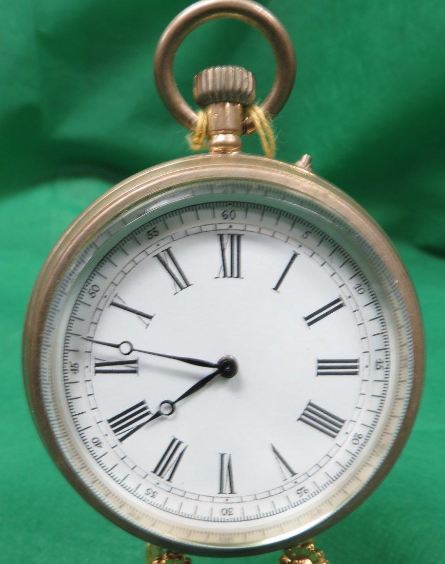 1008: Big Pocket Watch , Roman Numerals