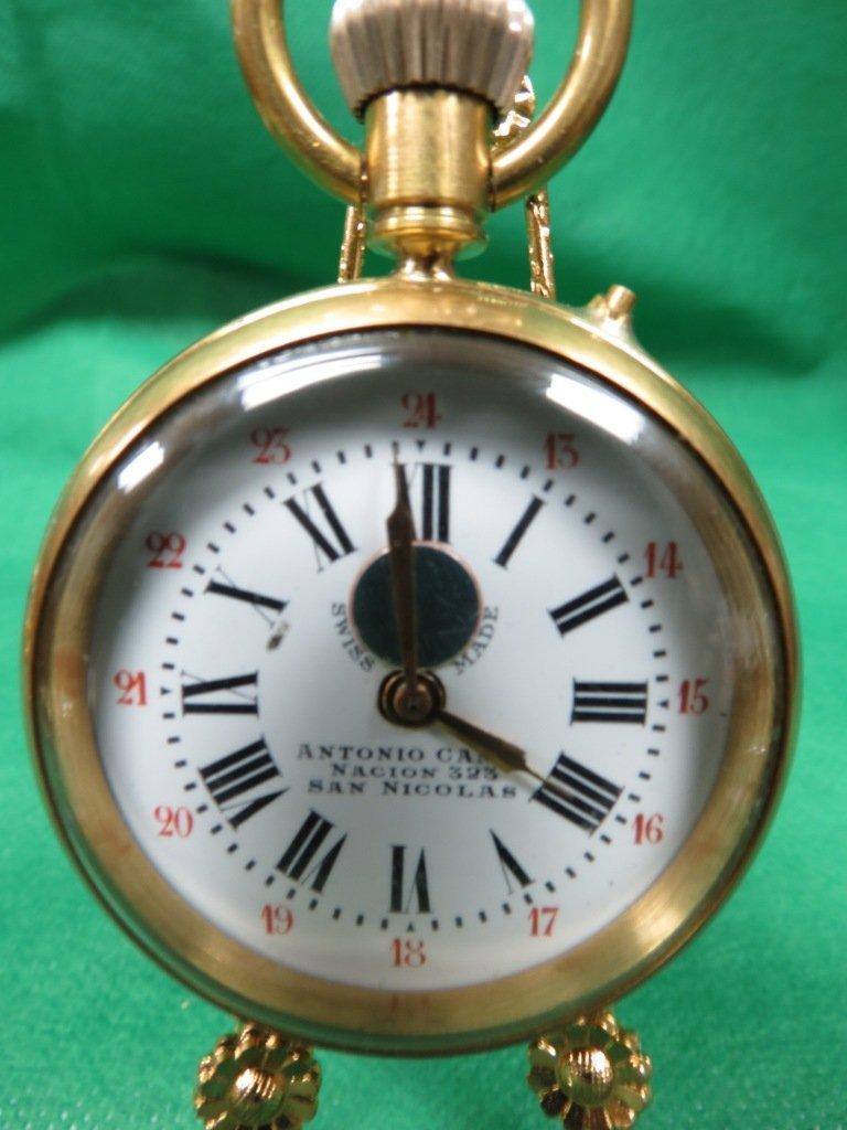 1010: Pocket Watch, Antonio Canes, Swiss