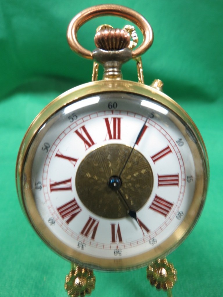 1012: Pocket Watch, Roman numerals