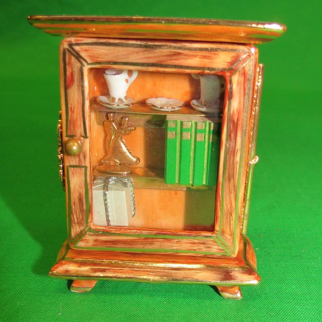 Limoges Hand Painting Box (France original)