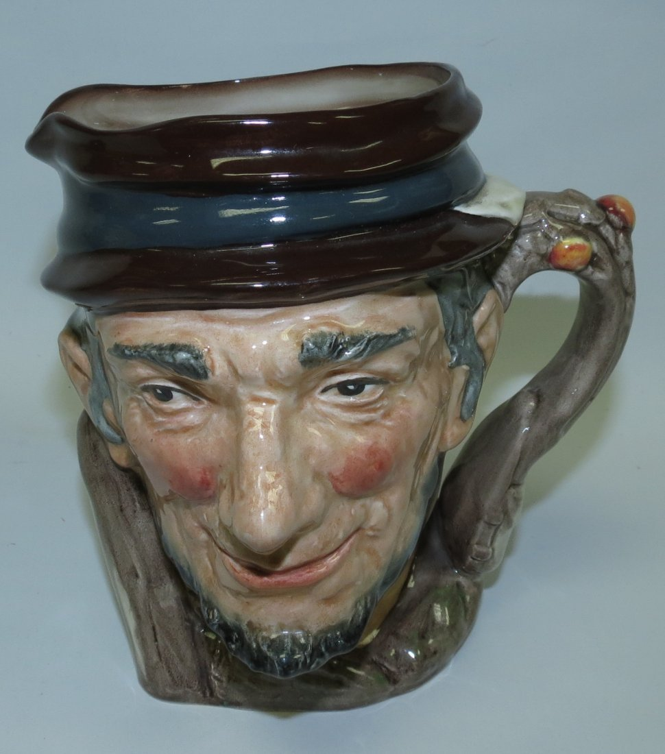 Royal Doulton Jar, Johnny Appleseed