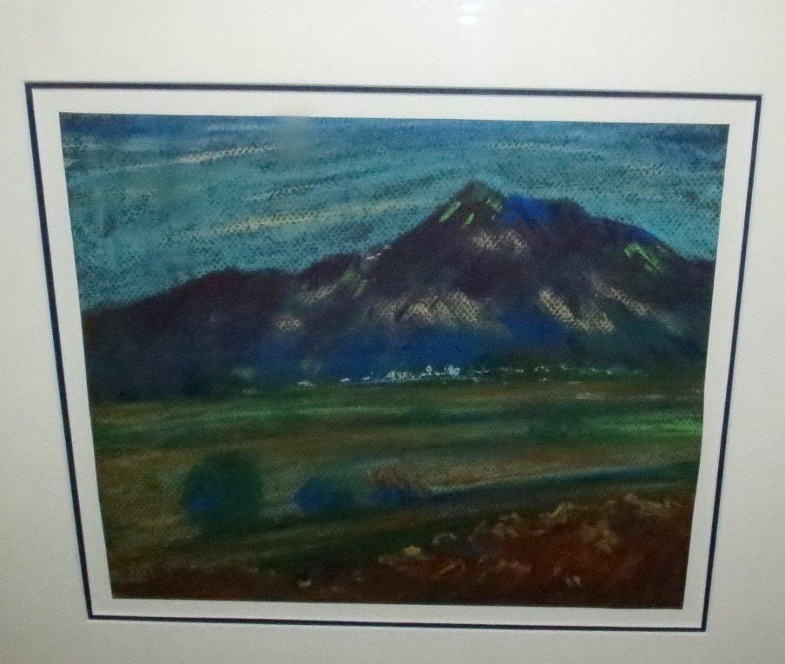 """Dr. Atl (Gerardo Murillo) """"Mountains"""""""