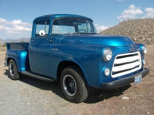 Dodge Pick Up 1955 Original Engine 92K Miles