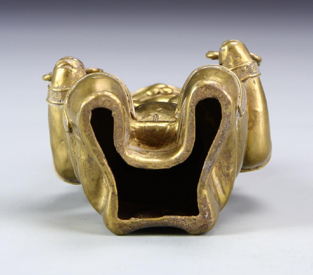 Tairona Gold Alloy Poporo - 4