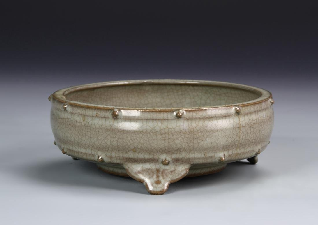 Chinese Guan-Type Narcissus Bowl - 2