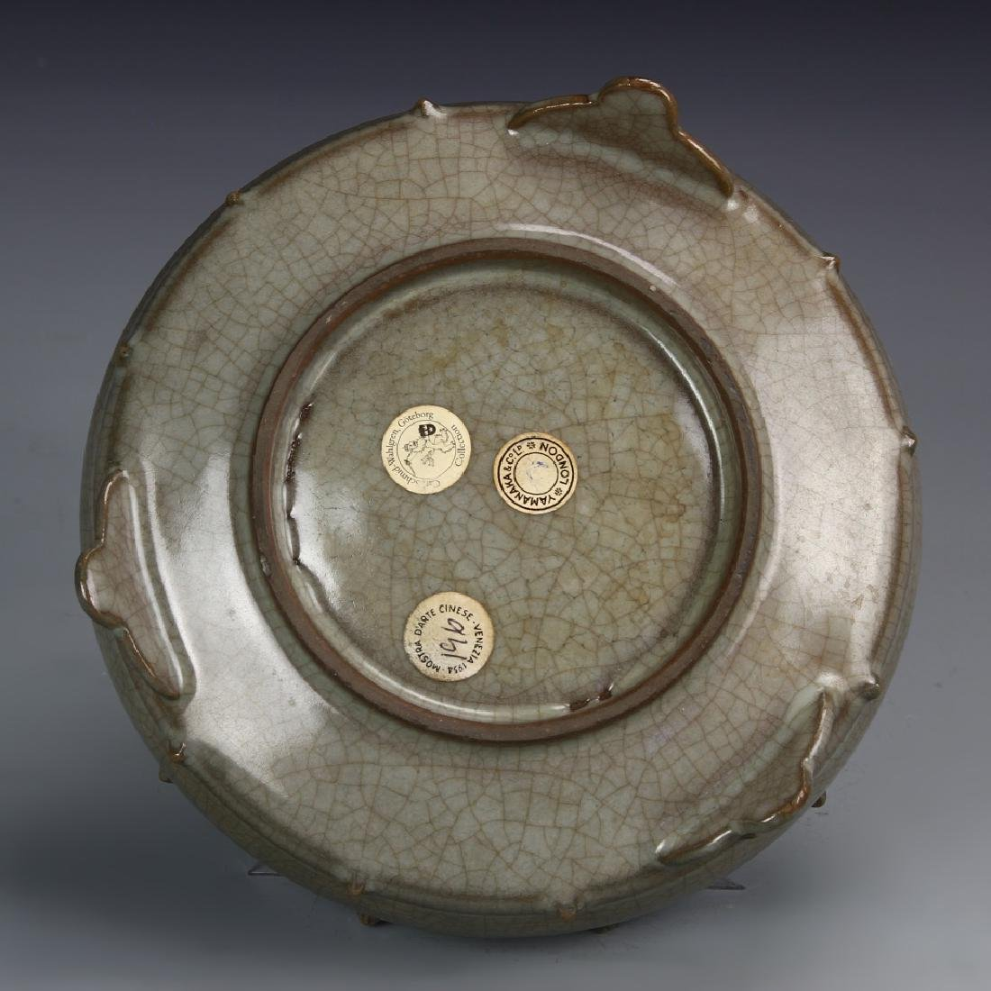 Chinese Guan-Type Narcissus Bowl - 5