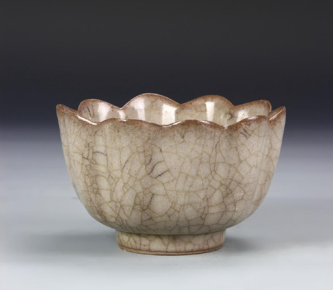 Chinese Guanyao Bowl