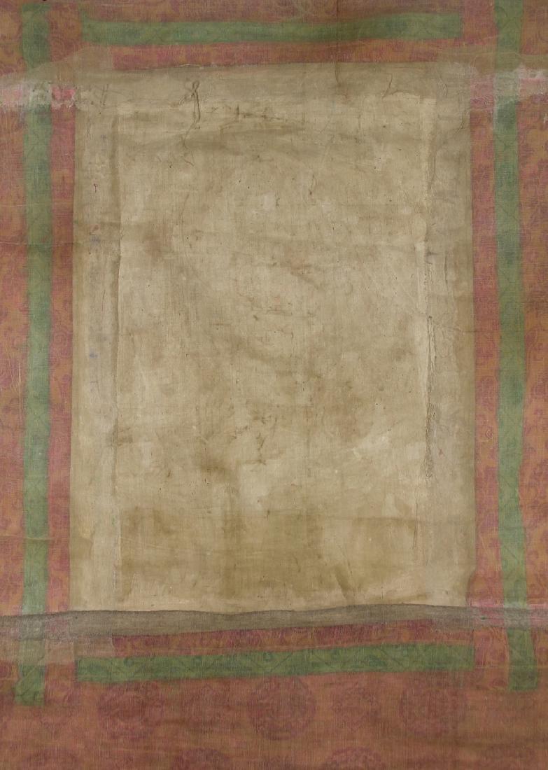 Chinese Tibetan Thangka - 3