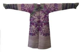 Chinese Kesi Dragon Robe