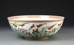 Chinese Egg Shell Bowl