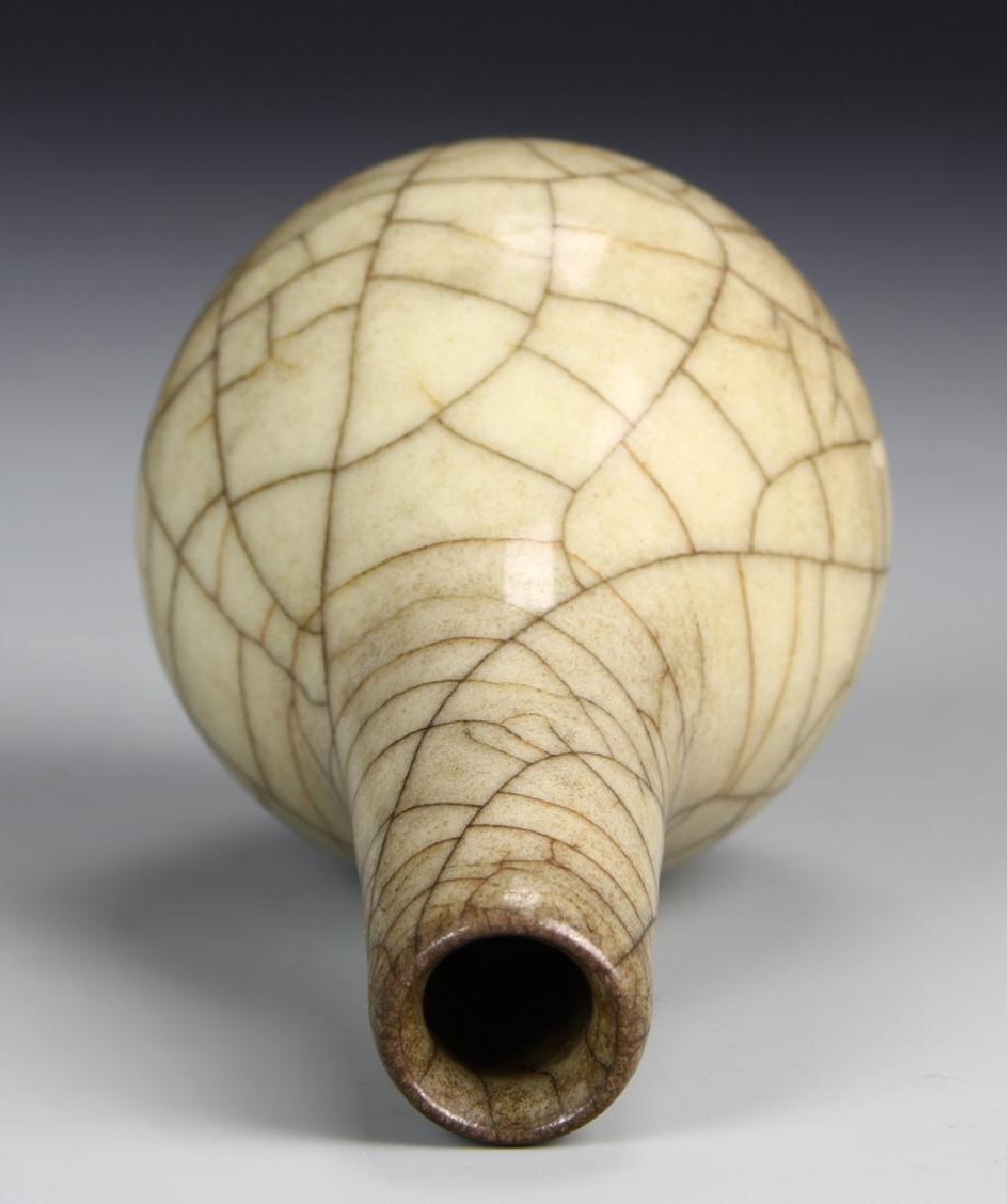 Chinese Geyao Vase - 3