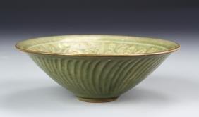 Chinese Yaozhou Yao Celadon Bowl