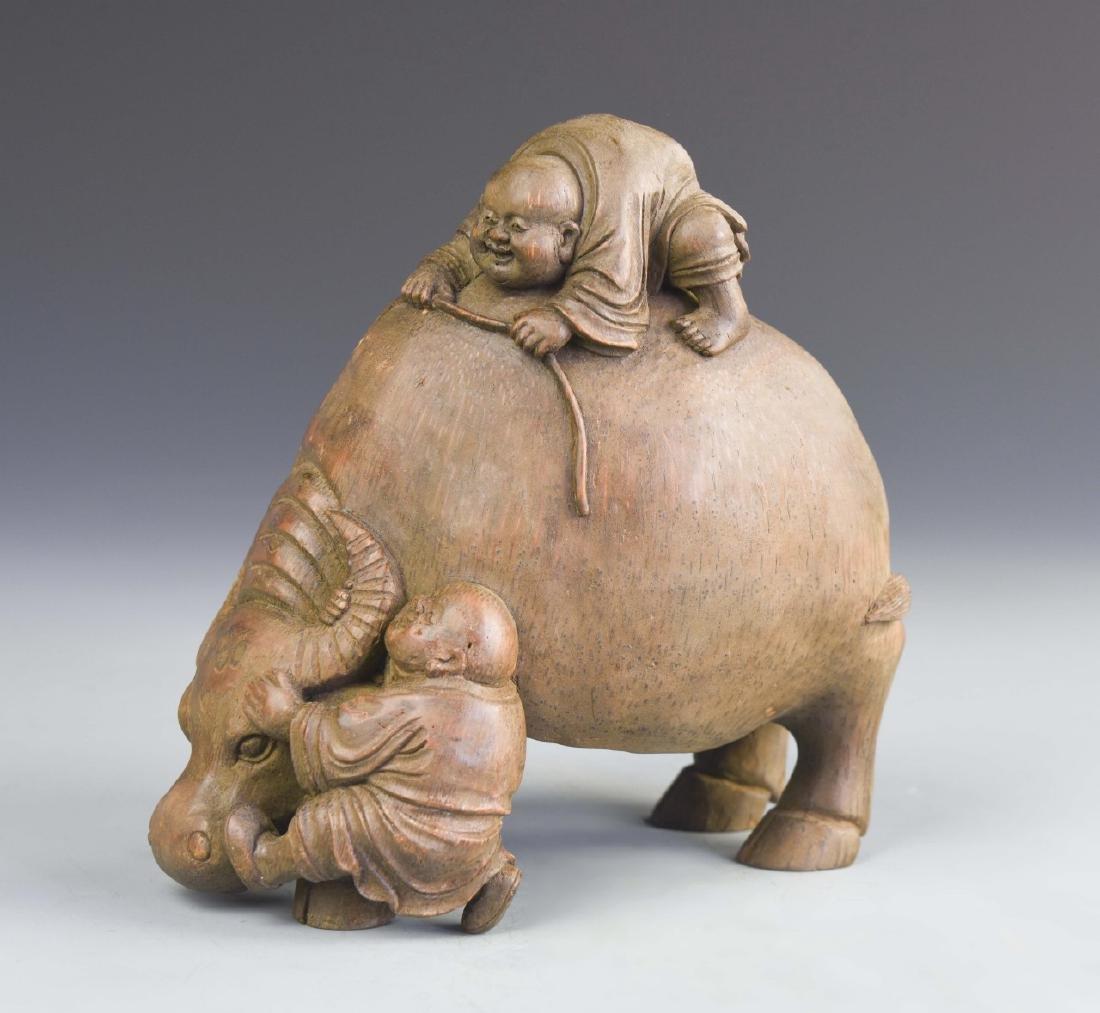 Chinese Bamboo Elephant