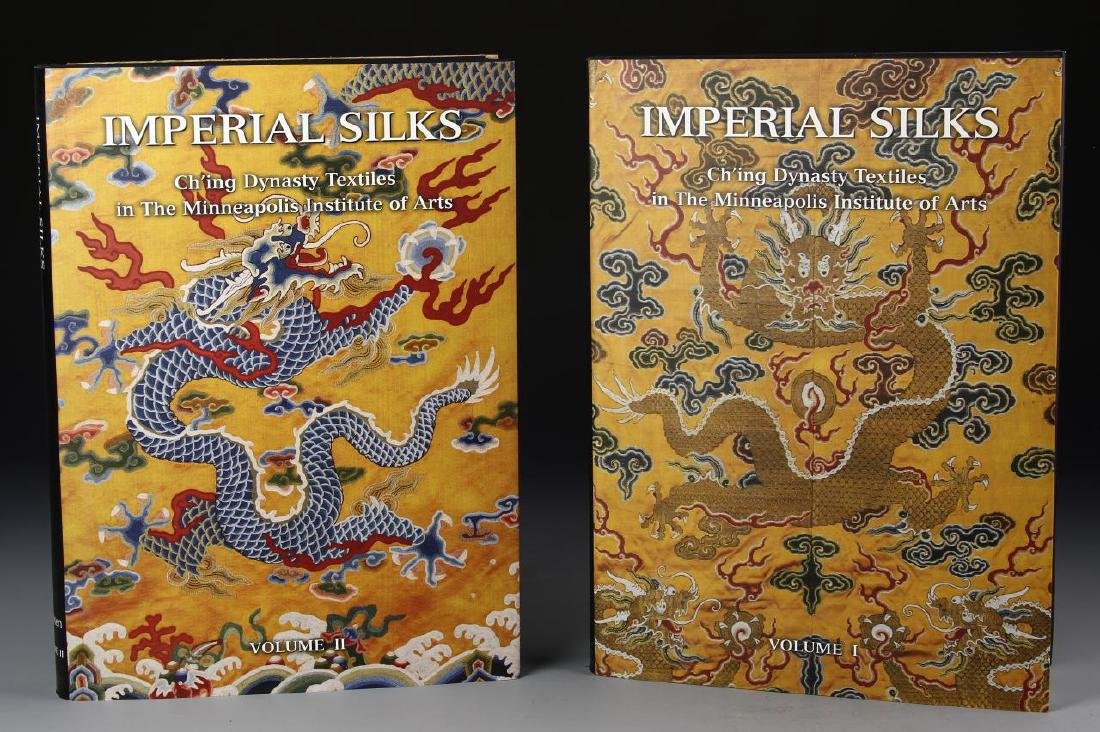 Two Chinese Imperial Books