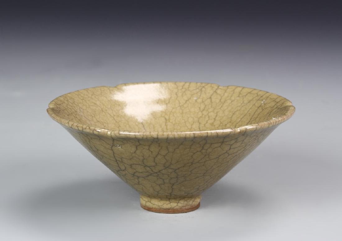 K'uan-Type Conical Bowl
