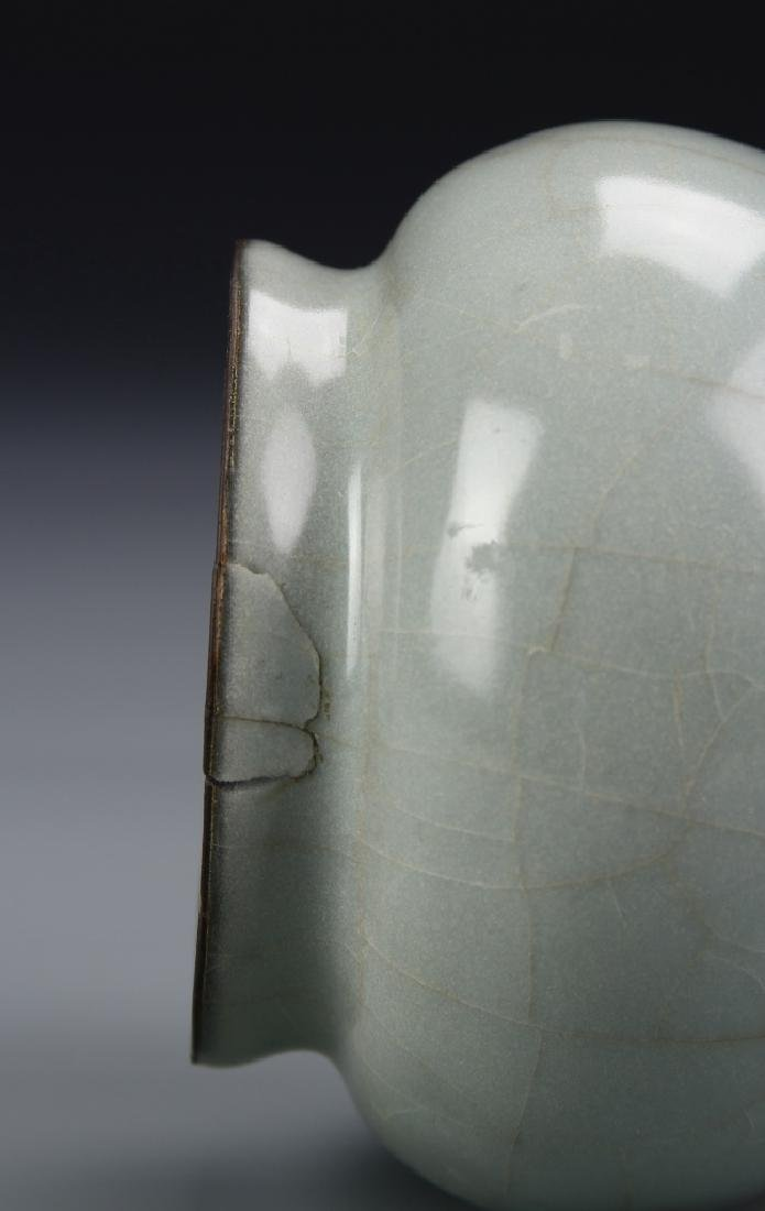 K'uan-Type Bottle Vase - 3