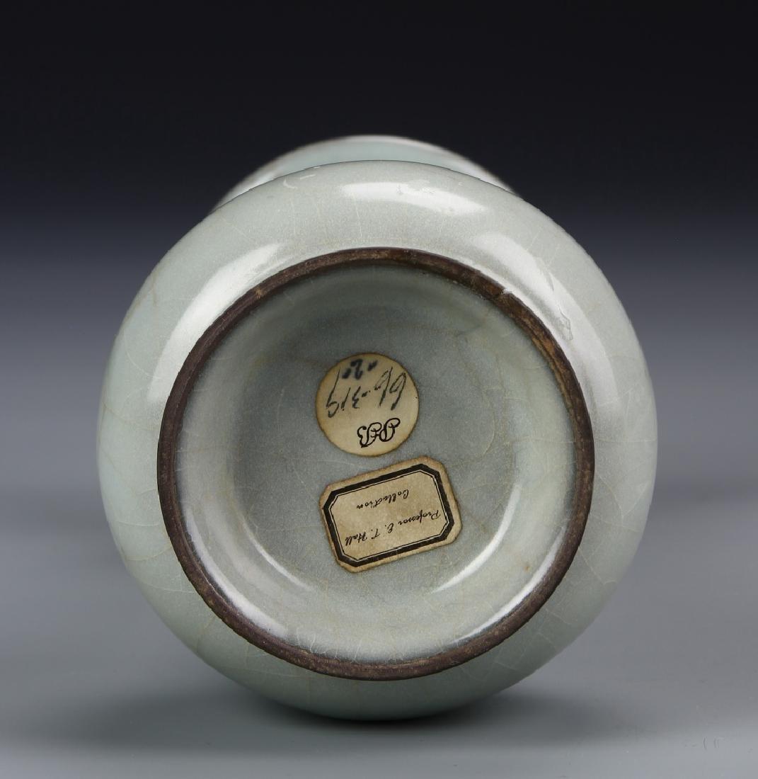 K'uan-Type Bottle Vase - 4