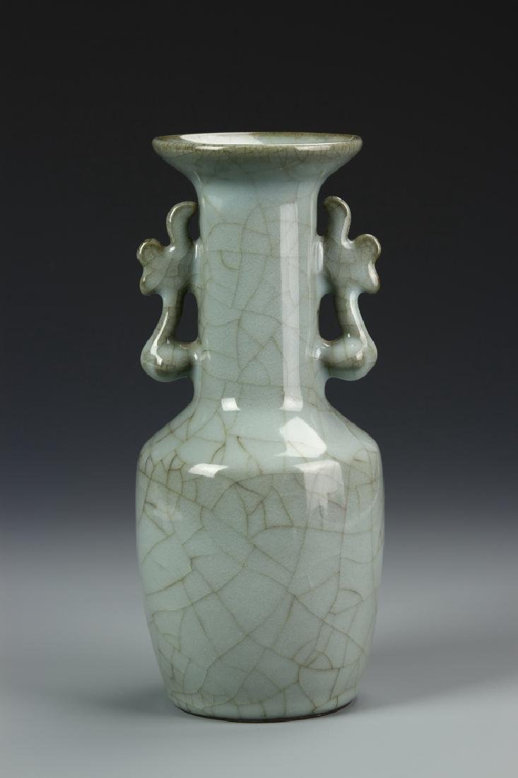 Lungchuan K'uan Ware Mallet Vase