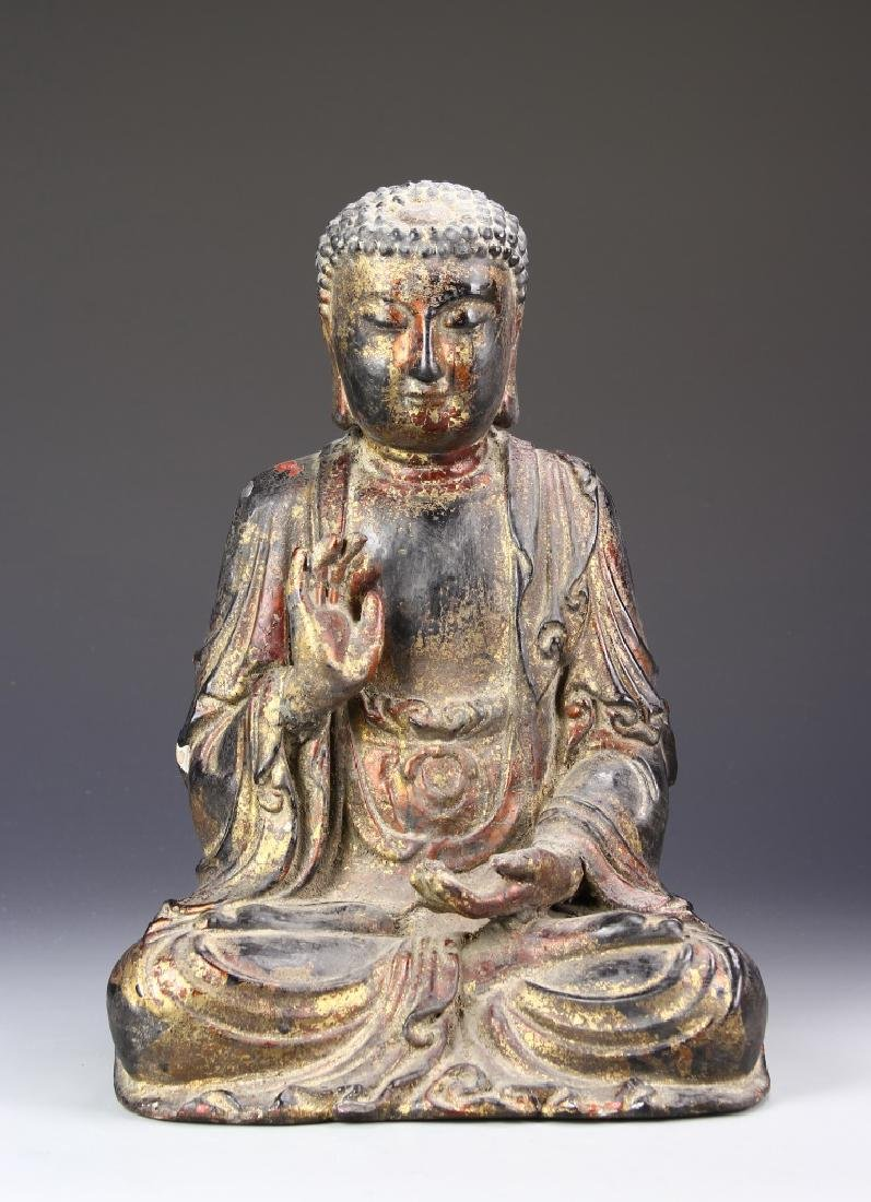 Chinese Antique Buddha